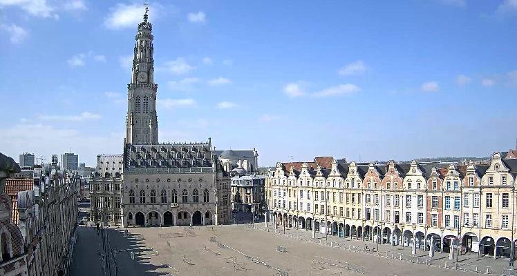 Coronavirus : Comment la ville d'Arras surmonte la crise